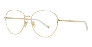 Boucheron BC0043O Gold-Gold-Transparent