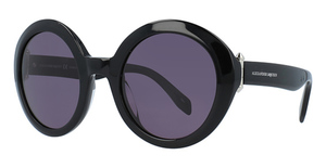 Alexander McQueen AM0002S Black-Black-Grey