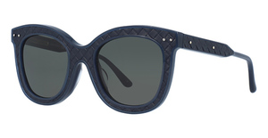 Bottega Veneta BV0035SA Sunglasses
