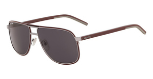 Lacoste L192S (038) MATTE LIGHT GREY