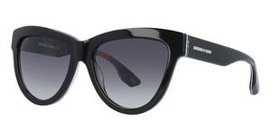 McQ MQ0043S Black-Black-Grey