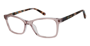 Betsey Johnson Swag Eyeglasses