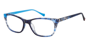 793fa86f04e3 Betsey Johnson Attraction Eyeglasses