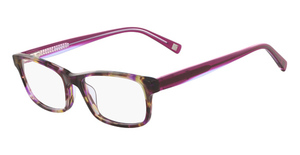 Marchon M-CORNELIA (518) Purple Tortoise