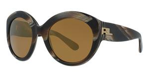 Ralph Lauren RL8159 Brown Horn Vintage Effec