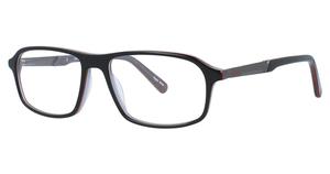 Aspex GN278 Black & Red & Dark Grey