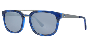 Aspex B6533 Blue Marbled & Steel