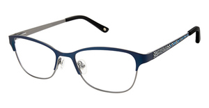 Jimmy Crystal New York Nice Eyeglasses