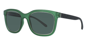 Burberry BE4256 Matte Green