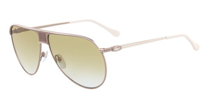 Lacoste L200S (714) GOLD/IVORY