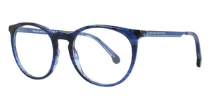 Brooks Brothers BB2041 Navy Horn
