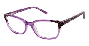 Lulu by Lulu Guinness LK020 Eyeglasses