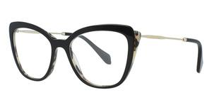 f2428ddbf3 Miu Miu MU 02QV Eyeglasses