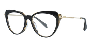 2e58bc096c Miu Miu MU 01QVA Eyeglasses