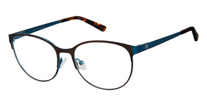 Ann Taylor AT104 MT BROWN TEAL
