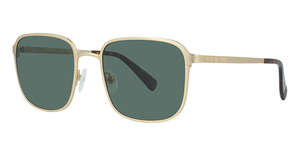 Kenneth Cole New York KC7231 Gold / Green Polarized