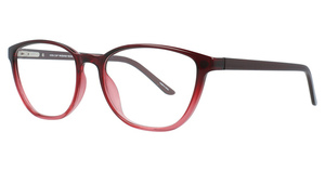 Aspex CC839 Dark Red & Red Crystal Gradient