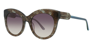 Guess GM0787 havana/other / gradient or mirror violet