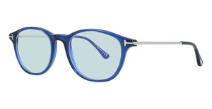 Tom Ford FT5547-B Coloured Havana