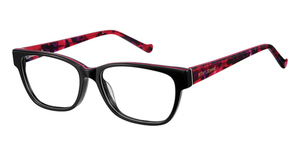 Betsey Johnson REBEL Eyeglasses
