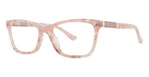 Kensie Flare Pink Marble