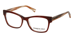 Kenneth Cole New York KC0297 Matte Dark Brown