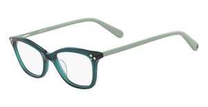 Nine West NW5155 (324) FOREST GREEN CRYSTAL