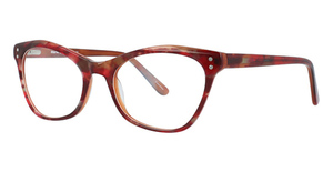 Marie Claire 6252 Burgundy Tortoise