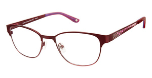 Jimmy Crystal New York Thasos Burgundy