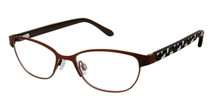 Lulu by Lulu Guinness LK021 Eyeglasses
