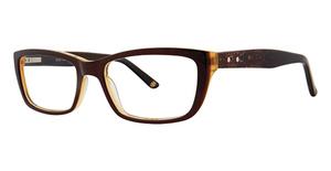 Daisy Fuentes Eyewear Daisy Fuentes Brenda Eyeglasses