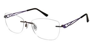 Charmant Titanium CH 10979 Eyeglasses