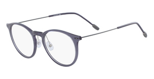 Lacoste L2846 (035) GREY TRANSPARENT