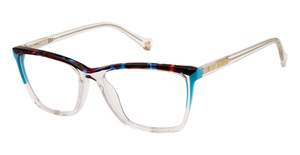 Betsey Johnson Dreamy Eyeglasses