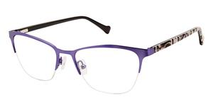 Betsey Johnson Flutterby Purple