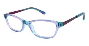 Lulu by Lulu Guinness LK023 Eyeglasses