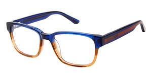 Zuma Rock ZR003 Blue/Brown