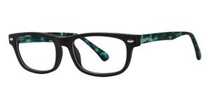 Modern Plastics II Cowboy Eyeglasses