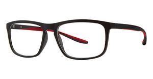 ModZ Winslow black matte/red