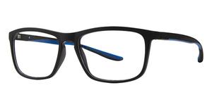ModZ Winslow black matte/blue