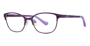 Kensie Splatter Purple