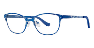 Kensie Splatter Blue