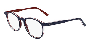 Lacoste L2844 (424) BLUE/WHITE/RED