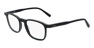 Lacoste L2845 (001) BLACK/WHITE/GREEN/BLACK