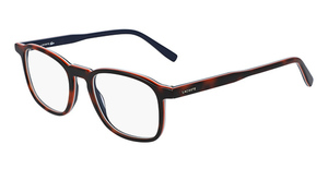 Lacoste L2845 (214) HAVANA/ORANGE/WHITE/BLUE