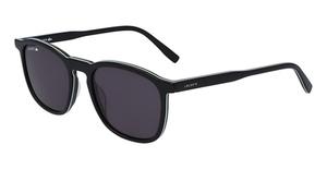 Lacoste L901S (001) BLACK/WHITE/GREEN