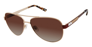 Jimmy Crystal New York JCS119 Sunglasses