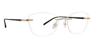 Totally Rimless TR 289 Pioneer Eyeglasses