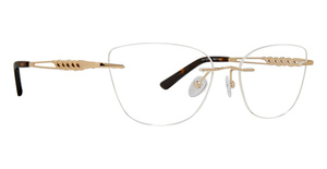 Totally Rimless TR 295 Signet Eyeglasses