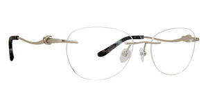 Totally Rimless TR 296 Bijoux Eyeglasses